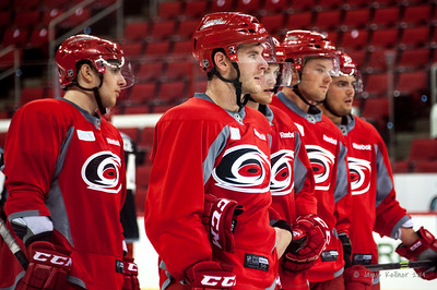 July 24, 2014. Carolina Hurricanes Prospect Development Camp, PNC Arena, Raleigh, NC. Coyright © 2014 Jamie Kellner. All Rights Reserved.
