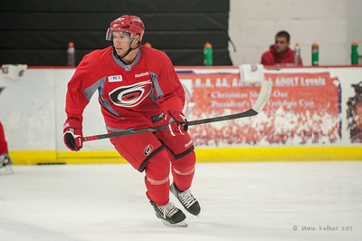 August 19, 2013. Carolina Hurricanes preseason skate at Raleigh Center Ice, Raleigh, NC.  Copyright © 2013 Jamie Kellner. All rights reserved.